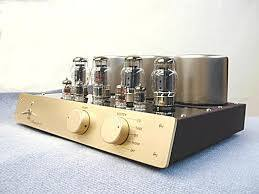 Tube Amplifier Is a Big Thing in High-End Audio Equipment